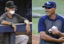 Mánager del año 2020 MLB