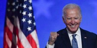 Joe Biden victoria Estados Unidos