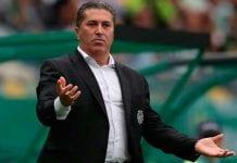 José Peseiro rescisión contrato con FVF - José Peseiro rescisión contrato con FVF