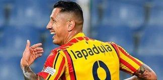 Gianluca Lapadula - Gianluca Lapadula