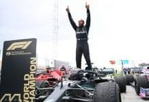 Hamilton gana en Turquía