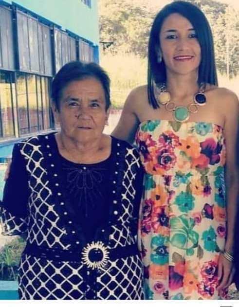 madre e hija río carapo