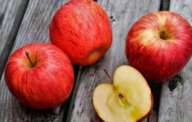 Estos son los beneficios que te ofrece la manzana a tu organismo