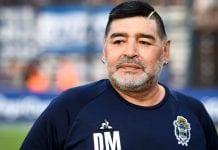 Muerte de Diego Armando Maradona - Muerte de Diego Armando Maradona