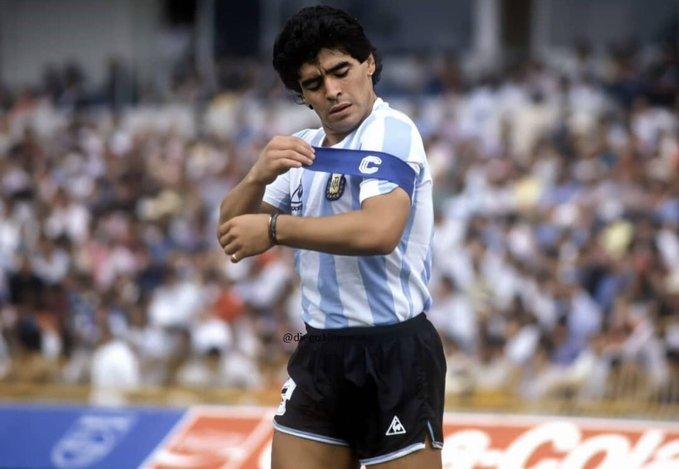 Diego Armando Maradona - Diego Armando Maradona