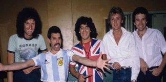 Maradona y Queen - Maradona y Queen