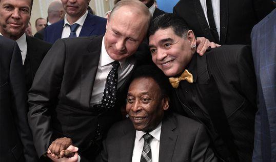 El Rey Pelé - El Rey Pelé