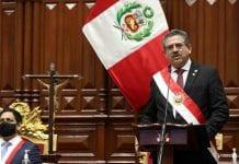 Manuel Merino renunció