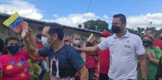 Candidatos Vielma Mora y Ekalov González - Noticias 24 Carabobo