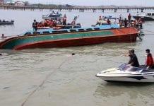 naufragio en India - naufragio en India