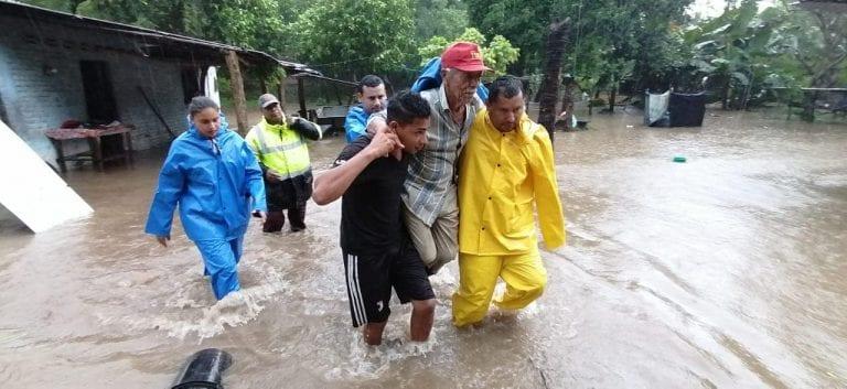 El Huracán Iota se degrada a tormenta tropical y devastó a Nicaragua