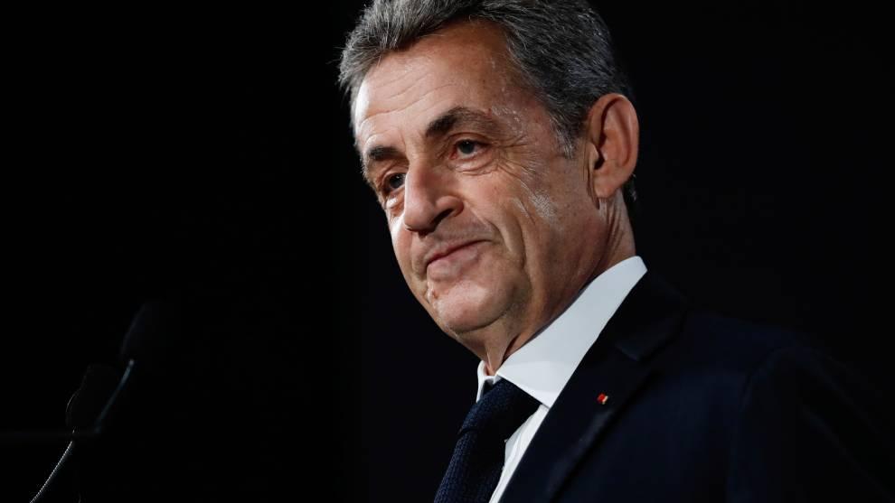 Nicolas Sarkozy juzgado por corrupción