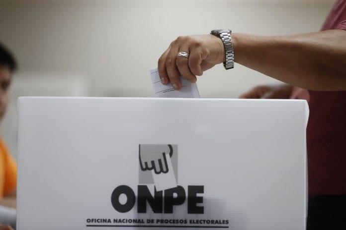 Candidatos presidenciales en Perú - Candidatos presidenciales en Perú