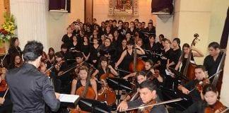 Sinfónica de Carabobo serenata