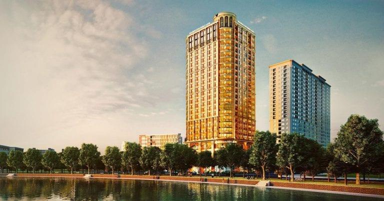 ¡Distinción! Conoce el primer hotel chapado en oro en Vietnam