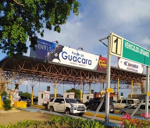 Nuevas tarifas del peaje en Carabobo - Nuevas tarifas del peaje en Carabobo