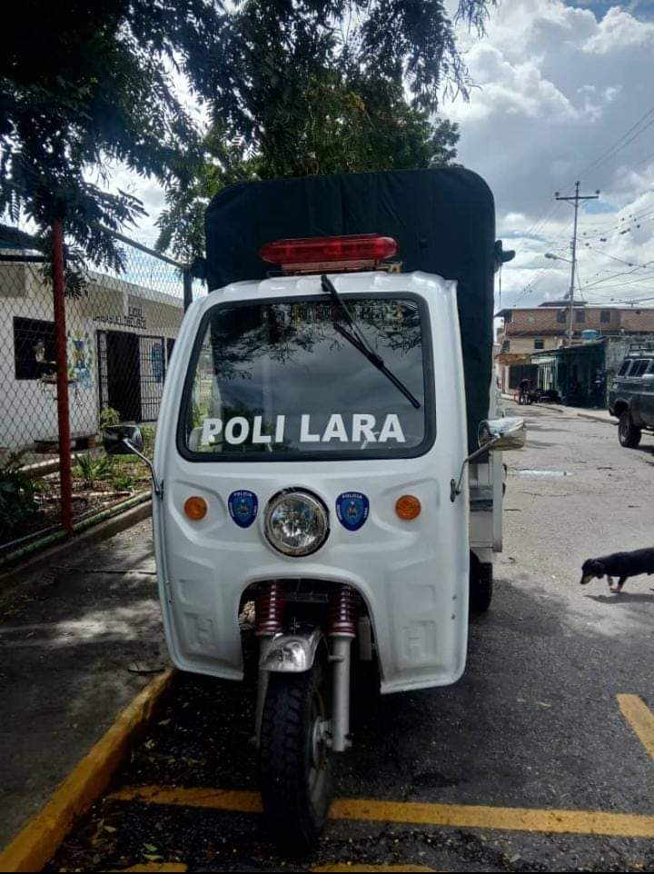 nuevas patrullas de PoliLara