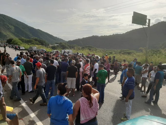 Protestas por gasolina - Protestas por gasolina