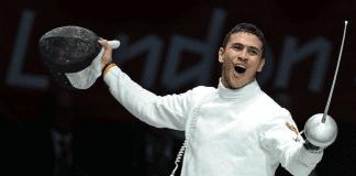 Rubén Limardo delivery
