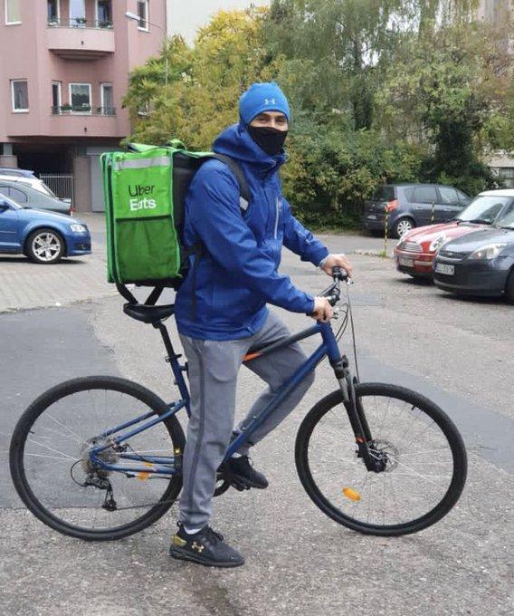 Rubén Limardo delivery Polonia