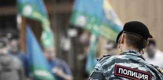 Policía de rusia rescató a un niño secuestrado