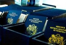 Saime reportará correo electrónico pasaportes - Saime reportará correo electrónico pasaportes