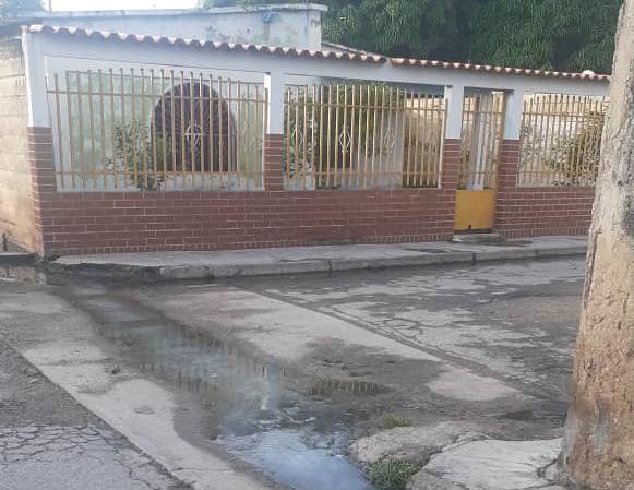 Aguas negras en San Joaquín - Aguas negras en San Joaquín