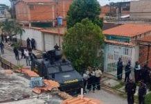 Enfrentamiento en Las Palmitas de Valencia - Enfrentamiento en Las Palmitas de Valencia