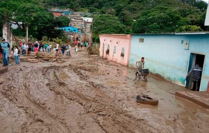 100 viviendas afectadas en Táchira - 100 viviendas afectadas en Táchira