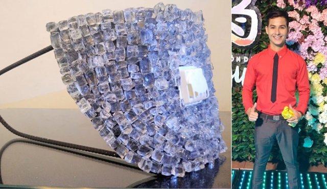 artista plástico tapabocas