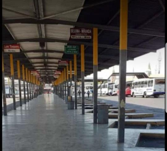 Autobuses, Pasaje, Reactivación de Terminales de Pasajeros, Big Low Center, Valencia, Venezuela, SITSSA, ARC, Oriente de Venezuela, Expresos, 30 de Noviembre