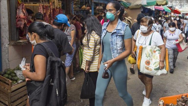 Perú extiende Estado de emergencia por el coronavirus