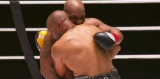 Retorno de Mike Tyson - Retorno de Mike Tyson