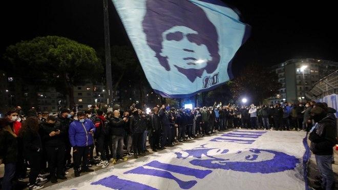 Velorio de Maradona - Velorio de Maradona