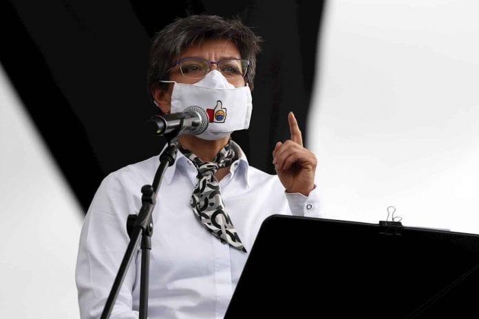Alcaldesa de Bogotá – alcaldesa de Bogotá