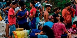 Trinidad y Tobago deportó a 160 migrantes venezolanos