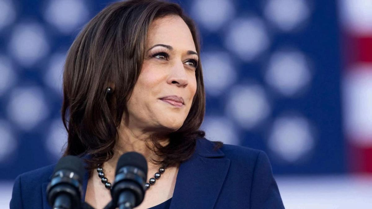 Kamala Harris vicepresidente EE.UU. - Kamala Harris vicepresidente EE.UU.