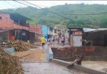 Táchira angustiados por fuertes lluvias - Táchira angustiados por fuertes lluvias