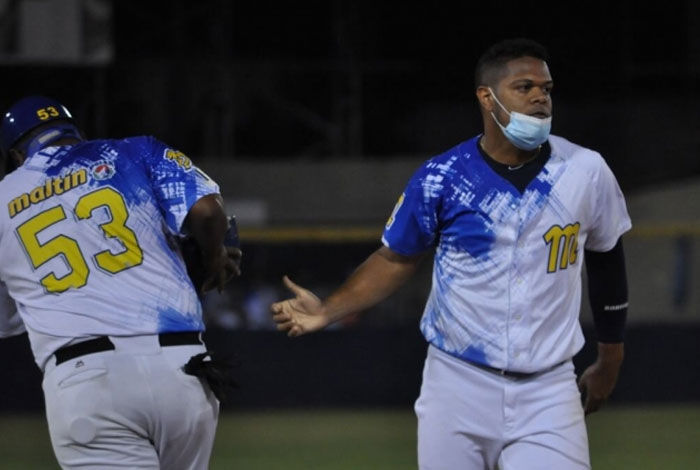 Magallanes dominó a Bravos de Margarita