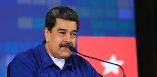 Maduro sobre la consulta