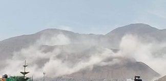 Sismo en Perú - Arequipa