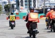 Repartidor venezolano murió arrollado
