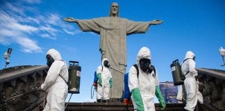 Descubren nueva cepa de coronavirus en Brasil