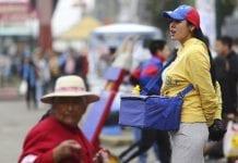 venezolanos residentes en Perú