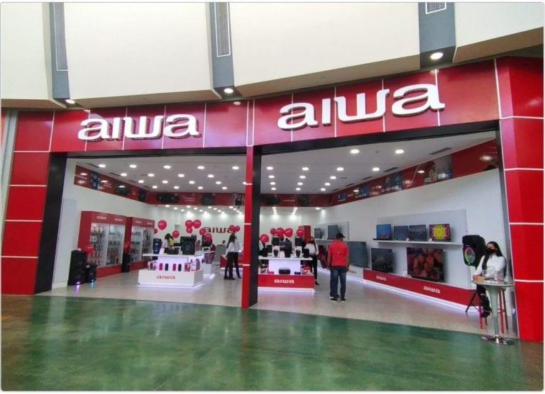 Aiwa Venezuela instala primera tienda en Maracay