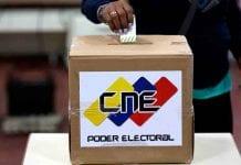 CNE extenderá las Elecciones Parlamentarias