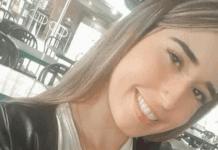 Joven golpeada por su exnovio en Caracas