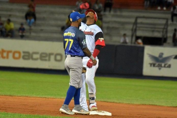 Suspenden Magallanes contra Lara - Suspenden Magallanes contra Lara
