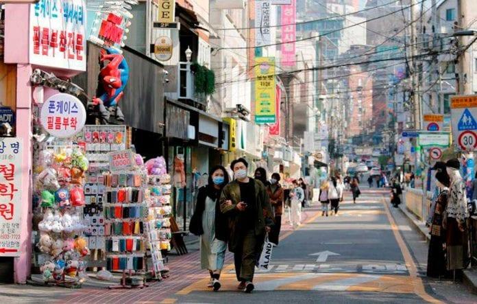 nueva cepa en Corea del Sur -nueva cepa en Corea del Sur