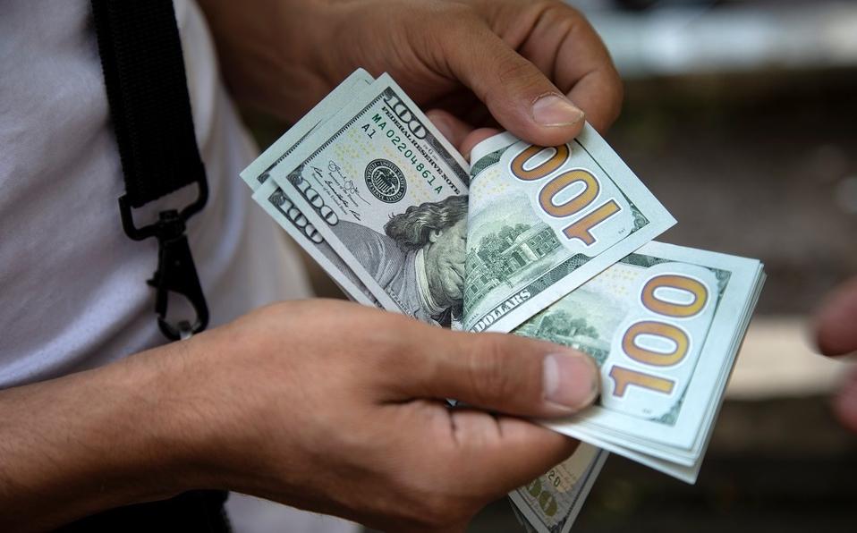 Aumento del dólar en Venezuela